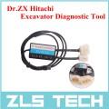 Dr.ZX Hitachi - диагностический инструмент для систем гидравлики