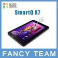 "SmartQ X7 - планшетный компьютер, Android 4.1.1, HD 7"" IPS, TI OMAP 4470 (2x1.5GHz), 2GB RAM, 16GB ROM, HDMI, Wi-Fi, Bluetooth, GPS, 2MP фронтальная камера, 2MP задняя камера"