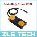 J2534 Pass-Thru - универсальный диагностический инструмент для использования с компьютером, версия 2013 года