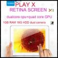 "Hyundai Play X900 - планшетный компьютер, Android 4.1.1, Retina 9.7"" IPS, Rockchip RK3066 (2x1.6GHz), 1GB RAM, 16GB ROM, Wi-Fi, HDMI, 2MP фронтальная камера, 2MP задняя камера"