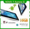 "Ainol Novo 7 Aurora 2/II - планшетный компьютер, Android 4.0.3, IPS 7"", 1.5GHz, 1GB RAM, 16GB ROM, HDMI, Wi-Fi, 2MP фронтальная камера"