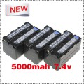 NP-F750 - 3 аккумулятора Li-ion для SONY CCD-TR3 HDR-FX1 DCR-TRV420