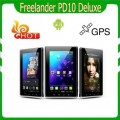 "FreeLander PD10 Deluxe - планшетный компьютер, Android 4.0.3, 7"" TFT LCD, Rockchip TCC8923 (1.2GHz), 1GB RAM, 8GB ROM, Wi-Fi, HDMI, GPS, 0.3MP фронтальная камера, 2MP задняя камера"