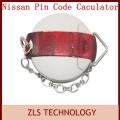 Сканер Pin-кодов иммобилайзера для автомобилей Nissan