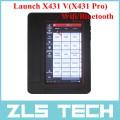 Launch X431 V - многофункциональный инструмент для диагностики авто с Bluetooth/Wifi на Android
