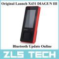 Launch X-431 DIAGUN III - cканер, онлайн, Bluetooth обновление
