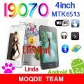 """MOQDE i9070 - смартфон, Android 2.3, MTK6513 (650MHz), 4"""" TFT LCD, 256MB RAM, 2GB ROM, Wi-Fi, Bluetooth, FM-тюнер"""