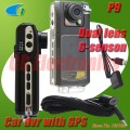 P9 - автомобильный видеорегистратор
