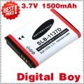 SLB-1137D  - аккумулятор Li-ion для Samsung TL34HD NV106 HD i85 i100 NV103 NV30