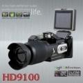"PROTAX HD9100 - цифровая камера, 16MP, HD 720P, 2.5"" TFT LCD, 16x телескопический объектив"