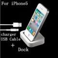 Зарядное устройство + USB кабель для iPhone 5