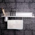 Подвесная настенная полка для кухни