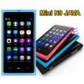 "mini-N9/N9s - мобильный телефон, 3.5"" сенсорный экран, FM, MP3, 2 SIM"