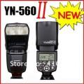 Yongnuo YN-560 II Speedlite - вспышка для Canon 550D/600D