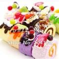 """Брелок """"Рулет Kawaii Swiss Roll Cake"""""""