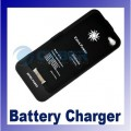 Внешний аккумулятор/зарядное устройство (2350mAh) для iPhone 4