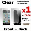 Защитная пленка для Apple iPhone 4/4S