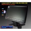 "Jwell TV-715US - телевизор, LCD, 7"", 720P, USB"