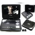 """K-716 - портативный DVD-плеер, 9"""" TFT LCD, USB/Card reader, TV"""