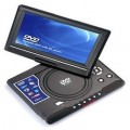 "ND-057 - портативный DVD-плеер, 9.5"" TFT LCD, USB/Card reader, TV"