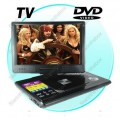 "CVIB-E21 - портативный DVD-плеер, 12"" TFT LCD, USB/Card reader, TV"