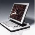 "D-159 - портативный DVD-плеер, 15.4"" TFT LCD, Card reader, TV"