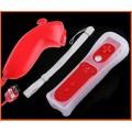 GAME-032RT - беспроводной джойстик (Wii Remote + Нунчак) для Wii