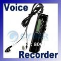 Цифровой диктофон (1992#), 4GB, LCD, USB, MP3, WAV