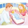 Портативная раскладушка для ребенка