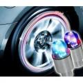 Стильная DRL светодиодная подсветка автомобильных колес пригодная для использования в дневное время.