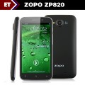 "ZOPO ZP820 - Смартфон, Android 4.2, MTK6582 Quad Core 1.3GHz, 5"", Dual SIM, 1GB RAM, 4GB ROM, GSM, 3G, GPS, Bluetooth, Wi-Fi, FM, Основная камера 8.0Mpix"
