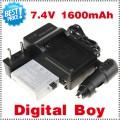 LP-E5 - аккумулятор + зарядное устройство + зарядка для авто для Canon EOS 450D 500D 1000D