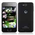 "Jiayu G2s - смартфон, Android 4.1.1, MTK6577T (2x1.2GHz), qHD 4"" IPS, 1GB RAM, 4GB ROM, 3G, Wi-Fi, Bluetooth, GPS, 8MP задняя камера, 0.3MP фронтальная камера"