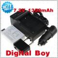 LP-E8 - аккумуляторная батарея + зарядка + авто зарядка, для Canon EOS Kiss X4 T2i 550D