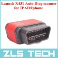 Launch X431 Diag - сканер авто для iPhone и IPAD