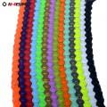 Цепь для велосипеда, 98 звеньев, 15 цветов