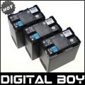 BP-U60 - 3 аккумулятора Li-ion для Sony PMW-100 PMW-200 PMW-EX1R PMW-EX3 PMW-EX3R PMW-EX260