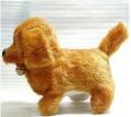Электронная  плюшевая собака