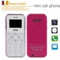 """Мини мобильный телефон, 1.0"""", GSM, MP3"""