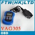 Сканер диагностической развертки, VAG VAG305, синий, для Audi, Seat, Skoda
