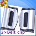 Универсальные зажимы ремня безопасности для автомобиля, 58 мм х 40 мм х 16 мм, 2шт