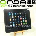 "Onda V971 - планшетный компьютер, Android 4.0.3, 9.7"" IPS, Amlogic AML8726-MX (1.2GHz), 1GB RAM, 16/32GB ROM, Wi-Fi, HDMI, 2MP фронтальная камера, 2MP задняя камера"