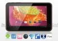 "Freelander 3G  - планшетный компьютер, Android 4.0, MTK 6577 1.5Ghz, 7.0"", 1GB RAM, 8GB ROM, 2 SIM карты, GSM/WCDMA,  поддержка карт microSD, Wi-Fi, Bluetooth, GPS, HDMI задняя камера 2МП, фронтальная камера 0.3МП"