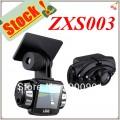 ZXS003 - автомобильный видеорегистратор, TFT-дисплей, 1920x1080p, ночное видение, G-датчик
