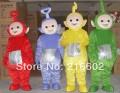Ростовые куклы телепузики