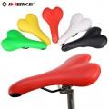 Седло велосипедное кожаное, 5 цветов