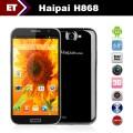 """Haipai H868 - Смартфон, Android 4.2, MTK6589,Quad Core,1.2GHz, 6"""", Dual SIM, 2GB RAM, 32GB ROM,GSM, 3G, GPS, Wi-Fi, основная камера 12Mpix"""