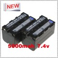 NPF750 - 2 аккумуляторf Li-ion для Sony CCD-TR3 HDR-FX1 DCR-TRV420
