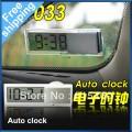 K-033 - электронные часы в автомобиль
