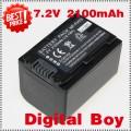 NP-FH70 аккумулятор Li-ion 2100 мАч для Sony DCR-HC24E DCR-DVD305E